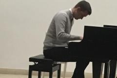 Koncert studenata Instituta za crkvenu glazbu - 18. veljače 2018.
