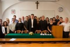 Osnivačka skupština DBS KBF-a - 9. lipnja 2016.