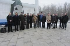Posjet studenata KBF-a Islamskom centru u Zagrebu - 26. siječnja 2018.