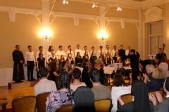 Zbor Instituta za crkvenu glazbu nastupio u Hrvatskom glazbenom zavodu - 20. svibnja 2018.