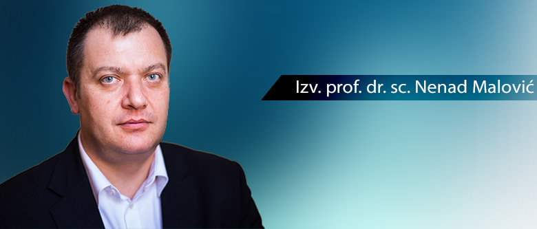 Izv. prof. dr. sc. Nenad Malović