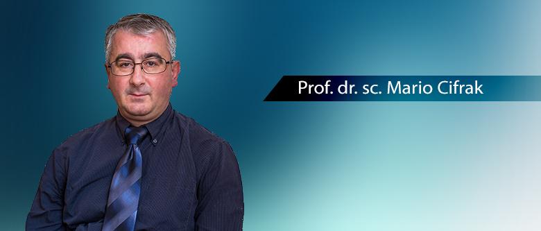 Prof. Mario Cifrak, PhD